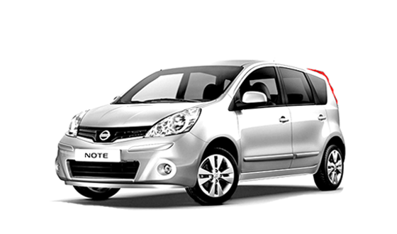 NISSAN Note автомат