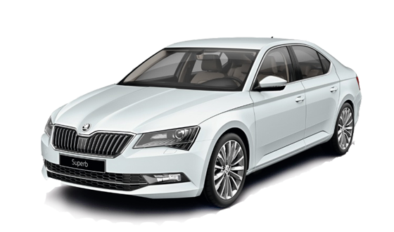 ŠKODA Superb автомат
